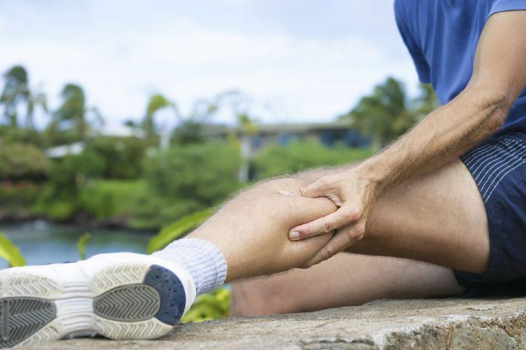 Dolore al polpaccio   Cause e cura, guarire in fretta